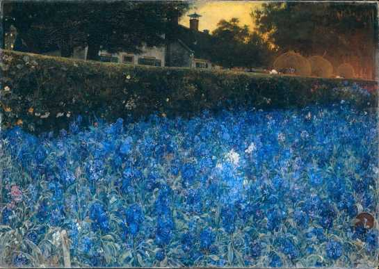 "Jacques van Looy, ""Zomerweelde"", ca 1900"